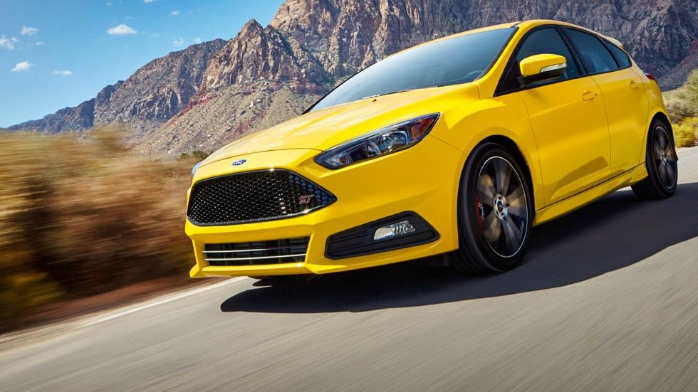 Foto: 2018 Ford Focus ST