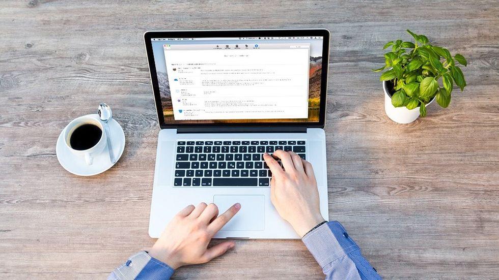 Uppdatera Mac utan Apple ID