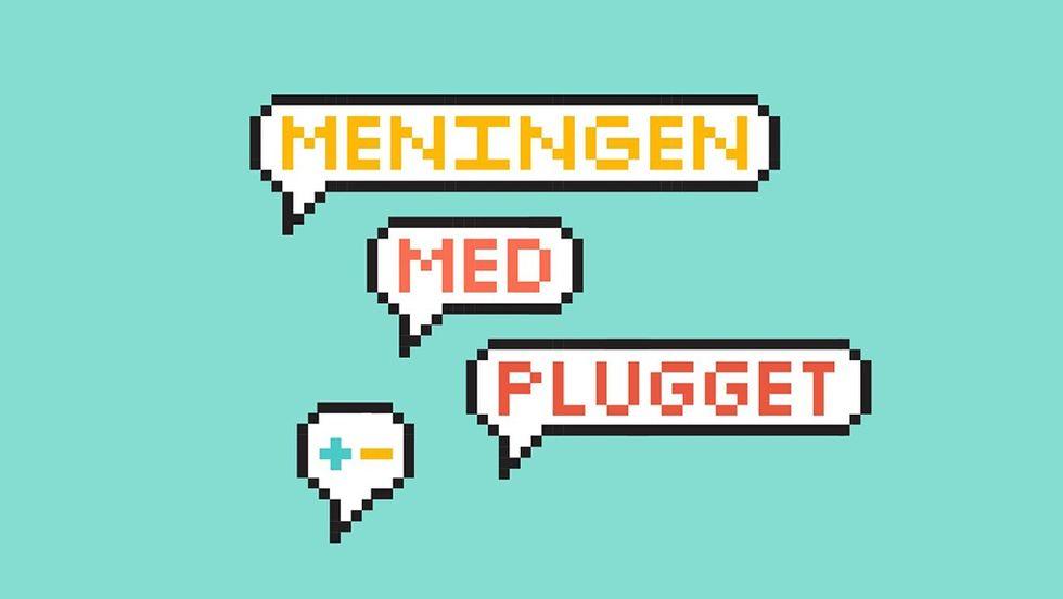 Meningen med pixel podcast