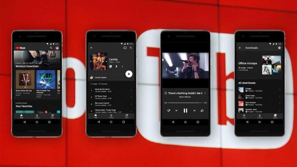 google youtube music