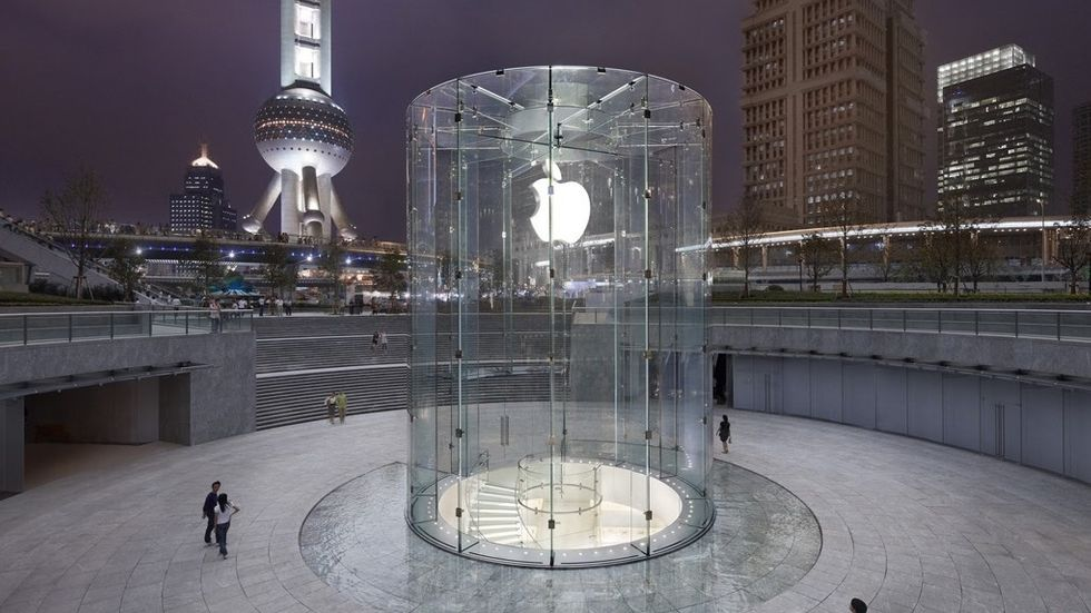 Apple Store i Shanghai