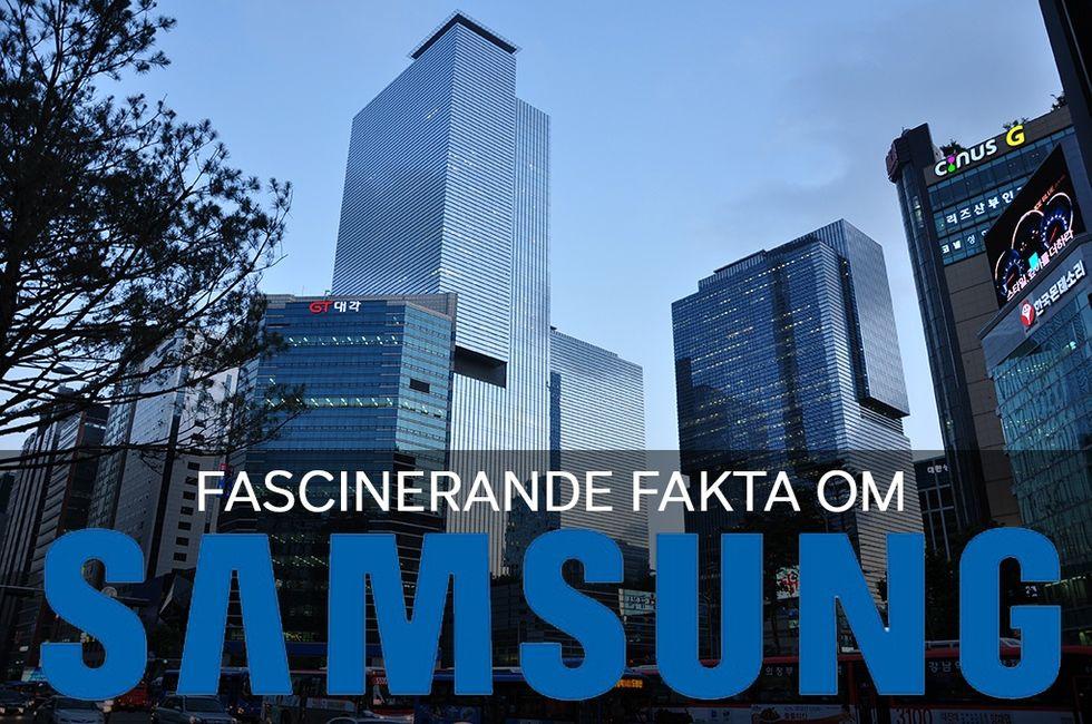 Samsungs högkvarter Seoul