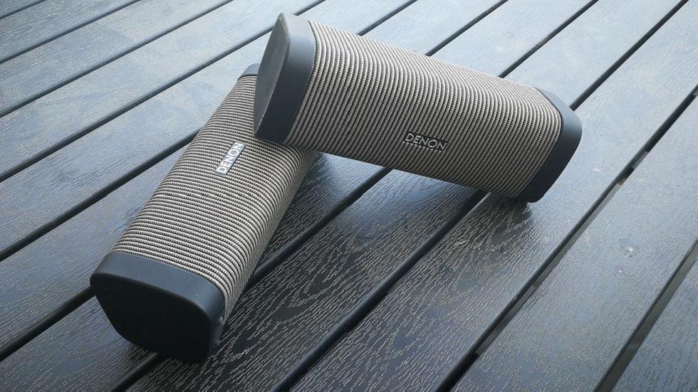 Denon Envaya  Kraftfull bluetooth-högtalare i smidigt format - M3 ac3bcc0123a76
