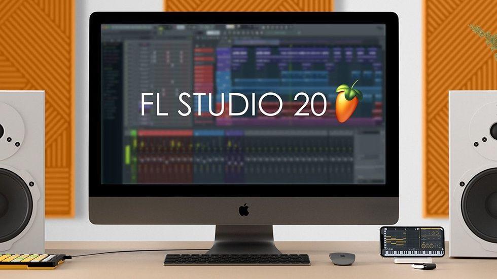 FL Studio för Mac