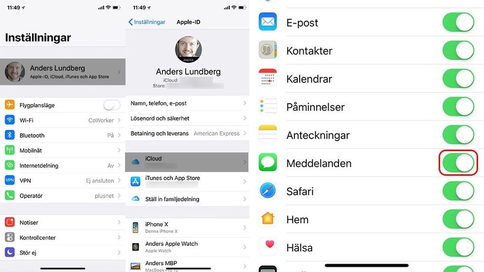 matcha gör iOS-appar