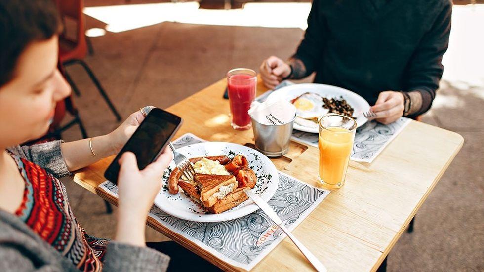 Ohälsosamt mobilanvändande