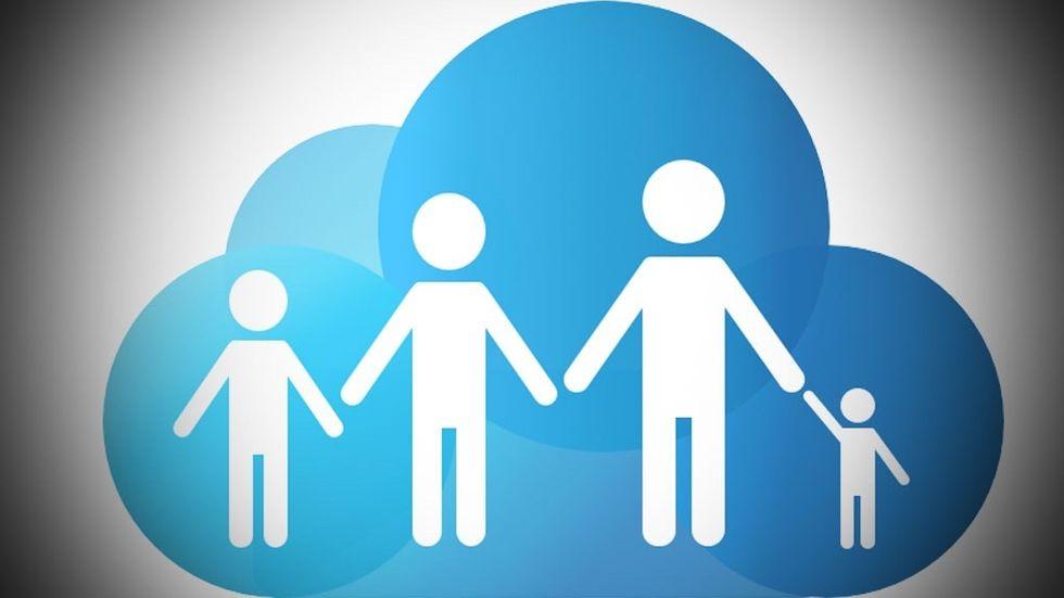 Icloud Familjedelning