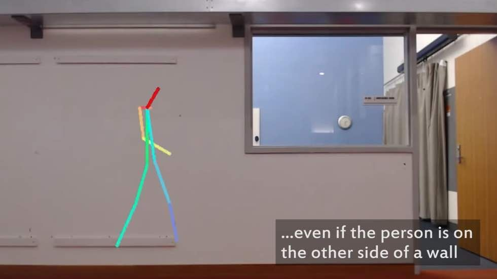 ai ser genom väggar