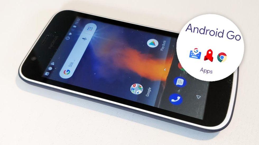 Nokia 1 test