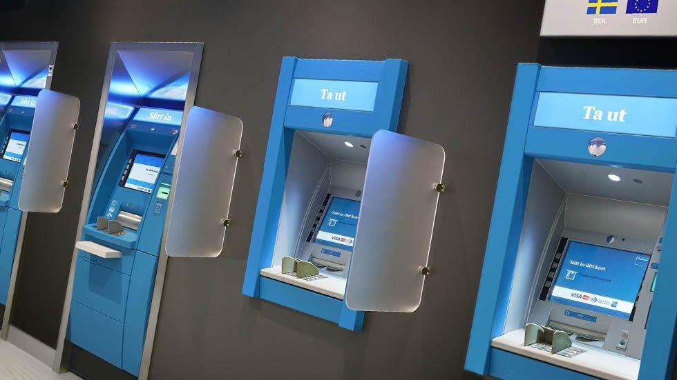 Foto: Bankomater