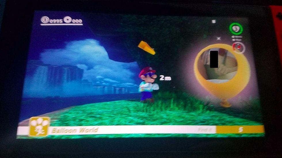 Porr på Nintendo Switch
