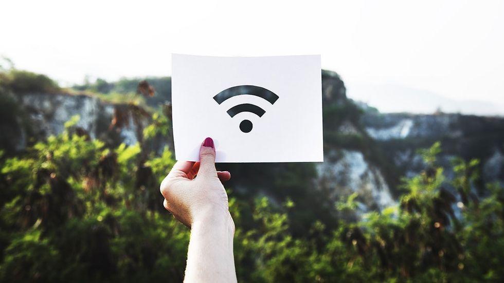 Hitta wifi-lösenordet på din Mac
