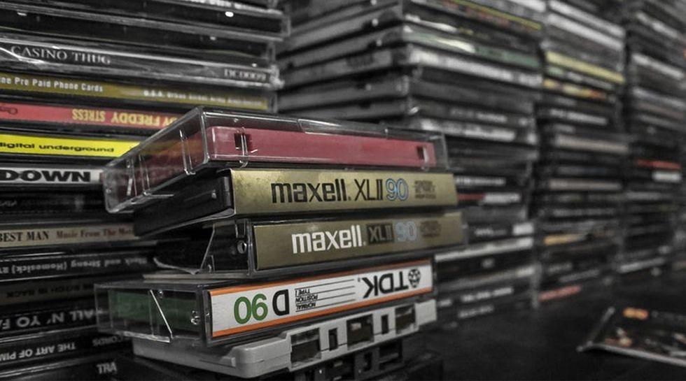 kassettskatt