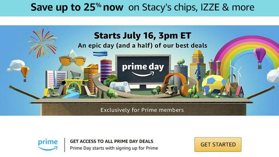 Vad är Prime day? Allt du bör veta om Amazons rabattfest