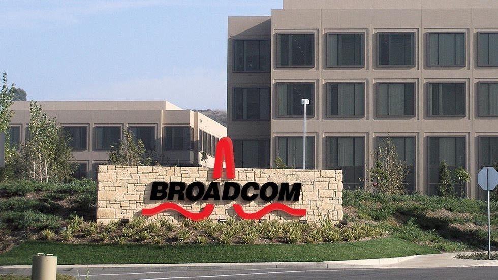 Broadcom.