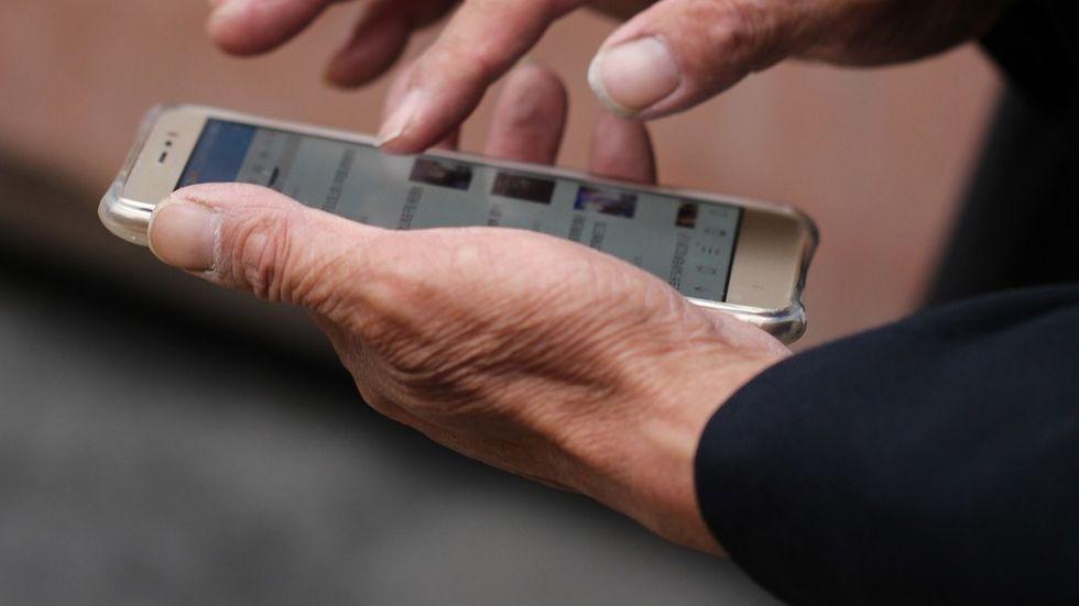 Säkerhet i mobilen