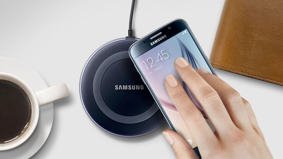 Laddare platta Samsung