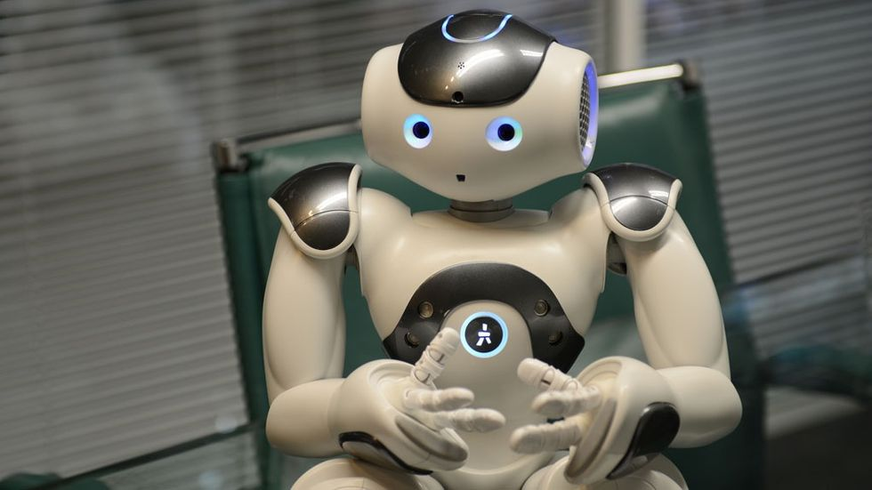 Roboten Nao