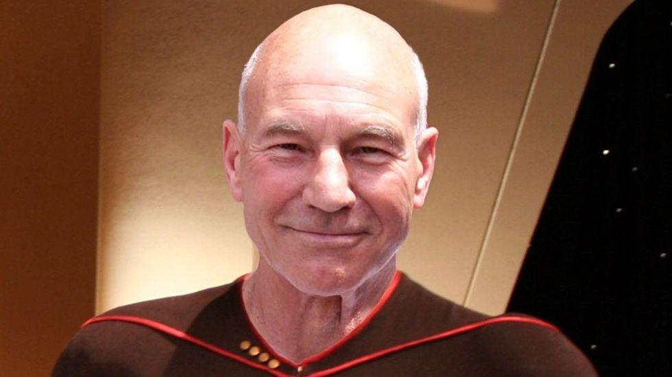 Patrick Stewart som Jean-Luc Picard