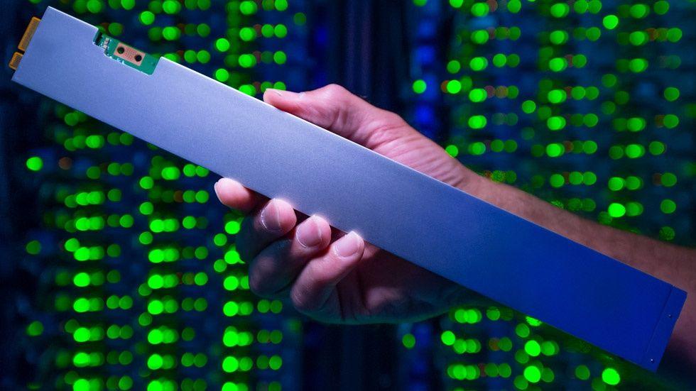 QLC Intel SSD D5-P4326