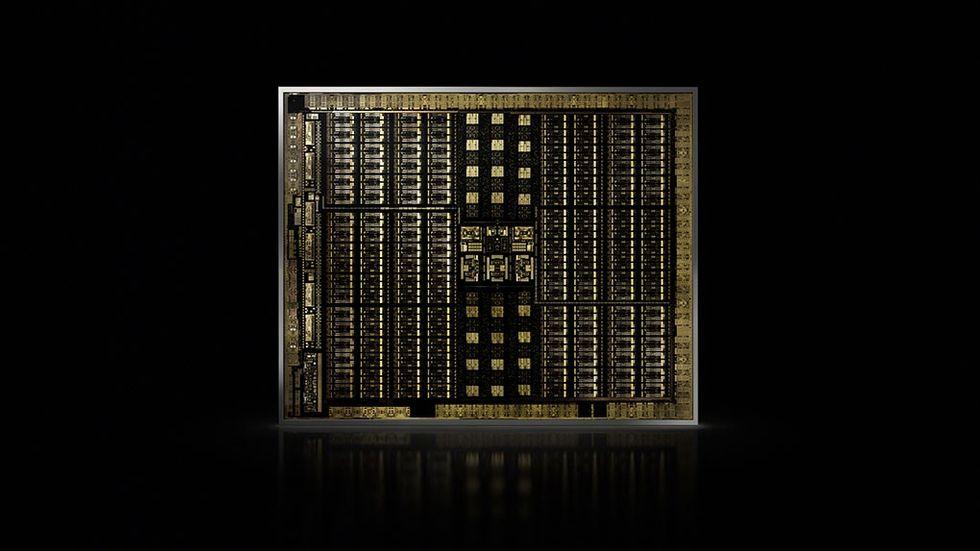Nvidias Turing-processor