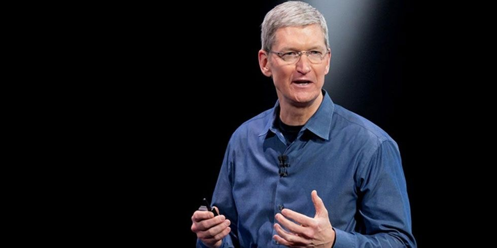 Apples vd Tim Cook