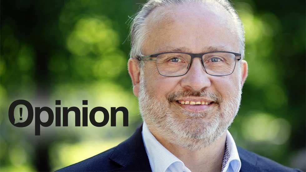 Benny Lundberg, vd på it-konsultbolaget Tagore