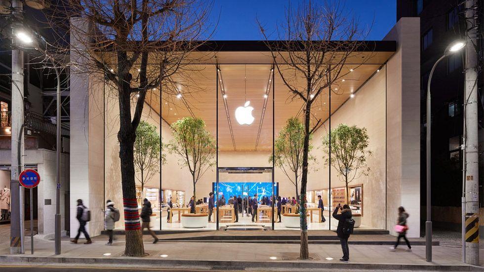 Apple Store i Seoul