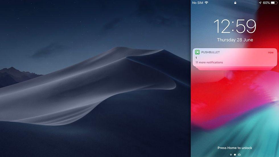 Mojave och IOS 12
