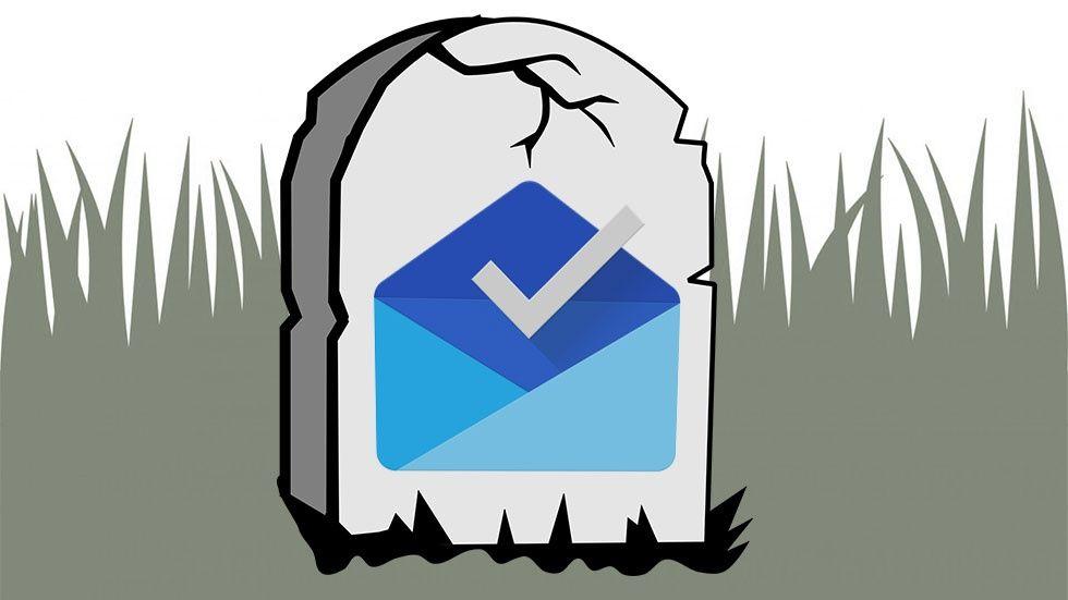 Inbox gravsten