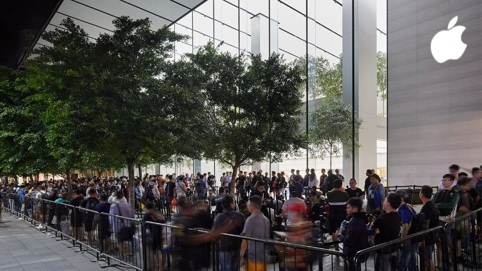 Apple Store, Orchard Road, Singapore