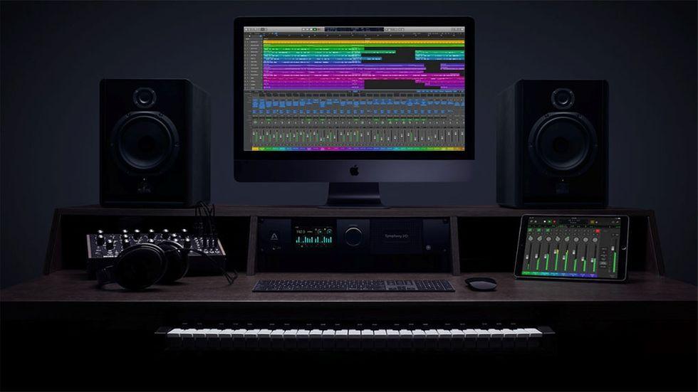 Logic Pro X och Mainstage uppdateras