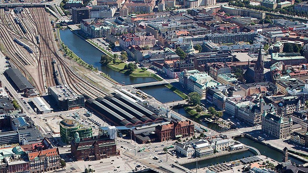 Centrala Malmö