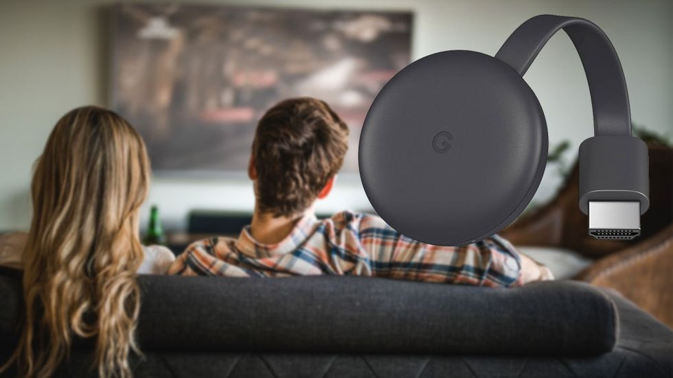 Chromecast generation 3 (2018)