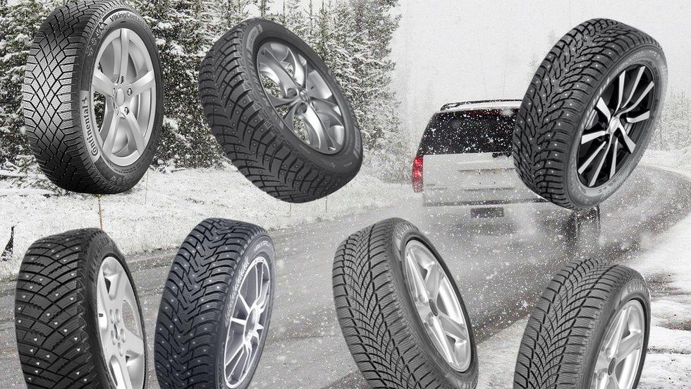 Bästa vinterdäck 2020 – 8 dubbdäck för en säkrare bilresa - M3