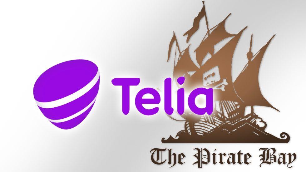 Telia,Pirate Bay