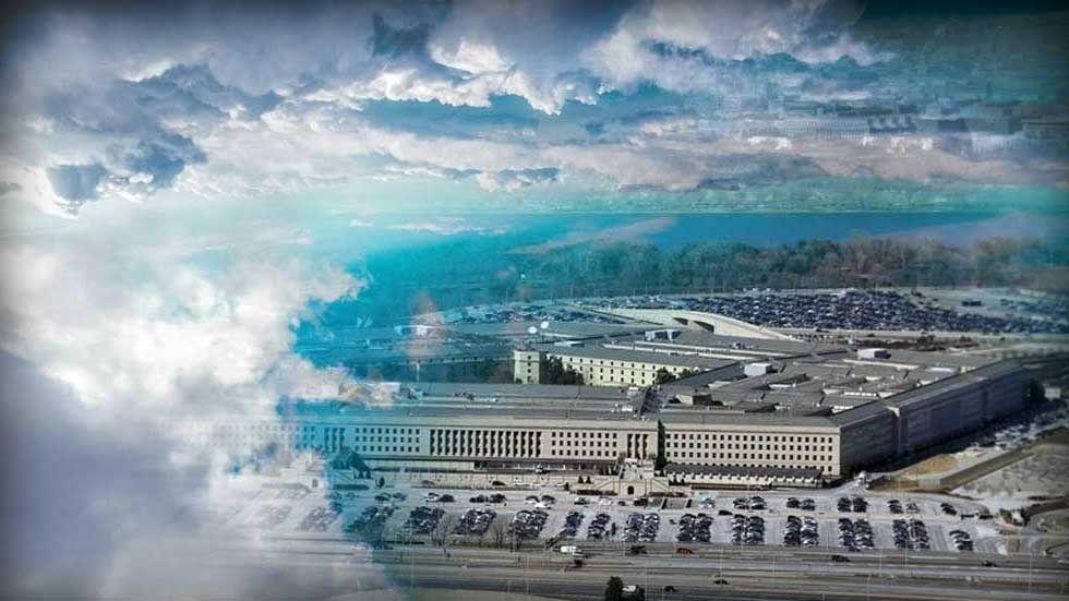 pentagon amazon