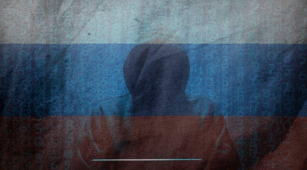 rysk hackare