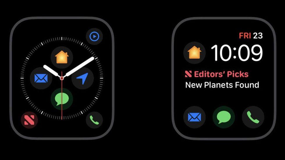 Nya komplikationer på Apple Watch