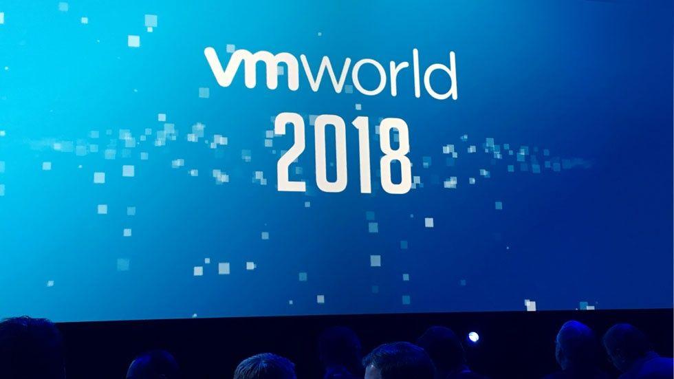 Foto: VMWorld 2018