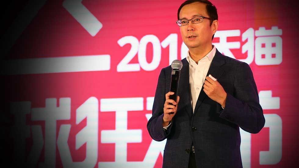 Alibabas vd Daniel Zhang