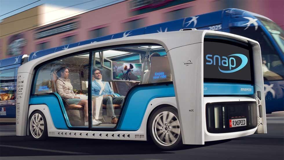 självkörande bilar