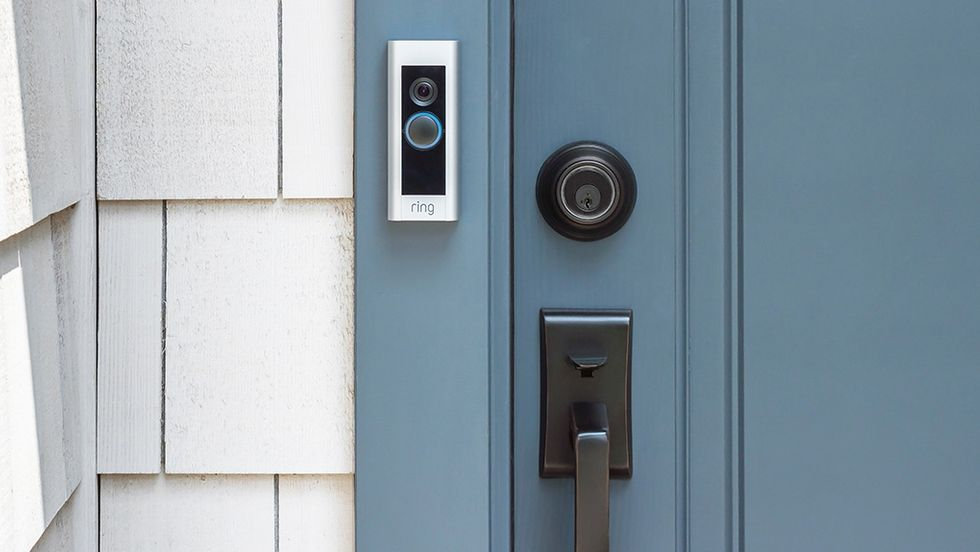 Test Ring Doorbell Pro
