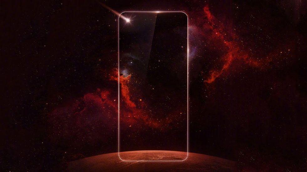 Huawei smygvisar flärpfri mobil