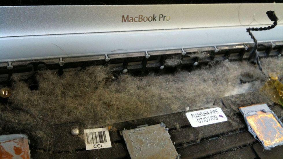 Dammig Mac