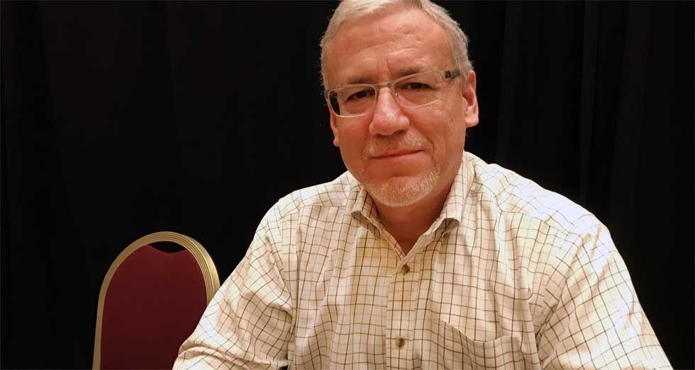 Mark Ryland, säkerhetsexpert på molnjätten AWS