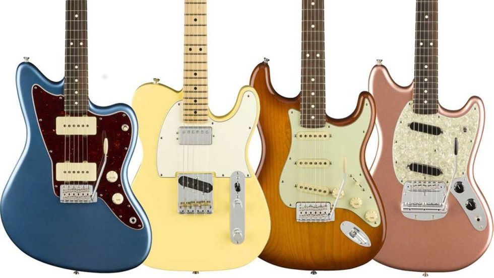 fender American Performer Series
