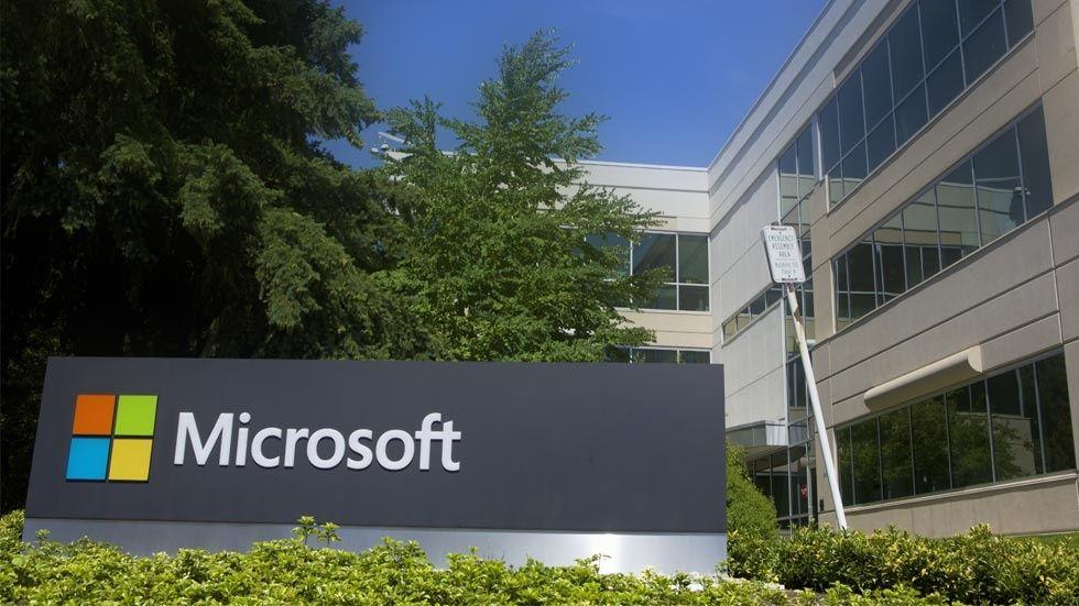Foto: Microsofts huvudkontor