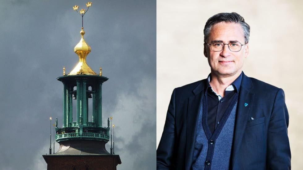 Christer Forsberg, biträdande it-direktör på Stockholms stad, är högst medveten om all kritik som skolplattformen har fått under hela hösten,