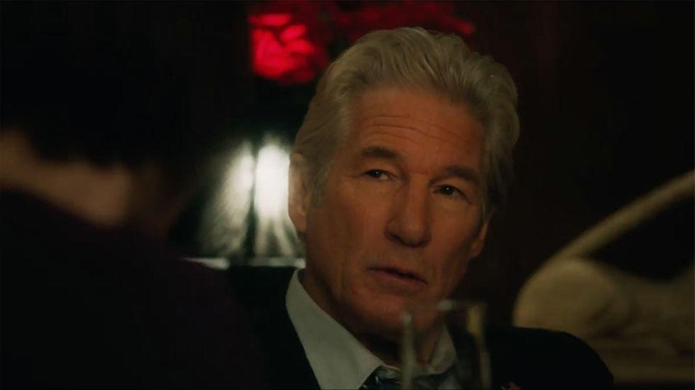 Richard Gere i The Dinner